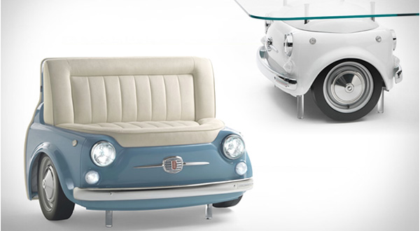 ö Fiat 500 Furniture �������û