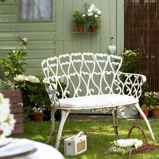 Shabby Chic Porch Furniture
